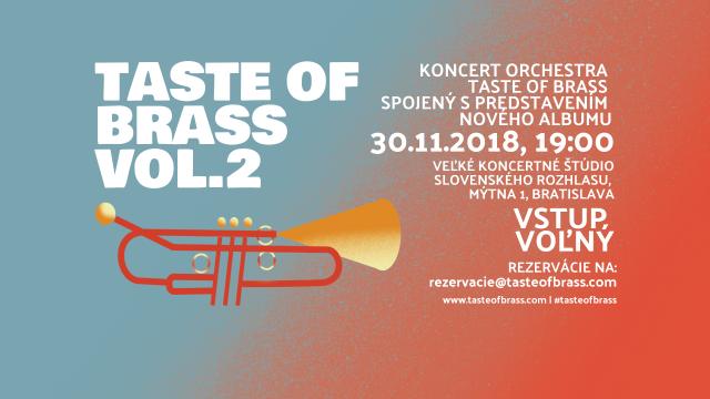 Orchester Taste of Brass vydáva nový album. Sprevádza ho singel Ding A Dong
